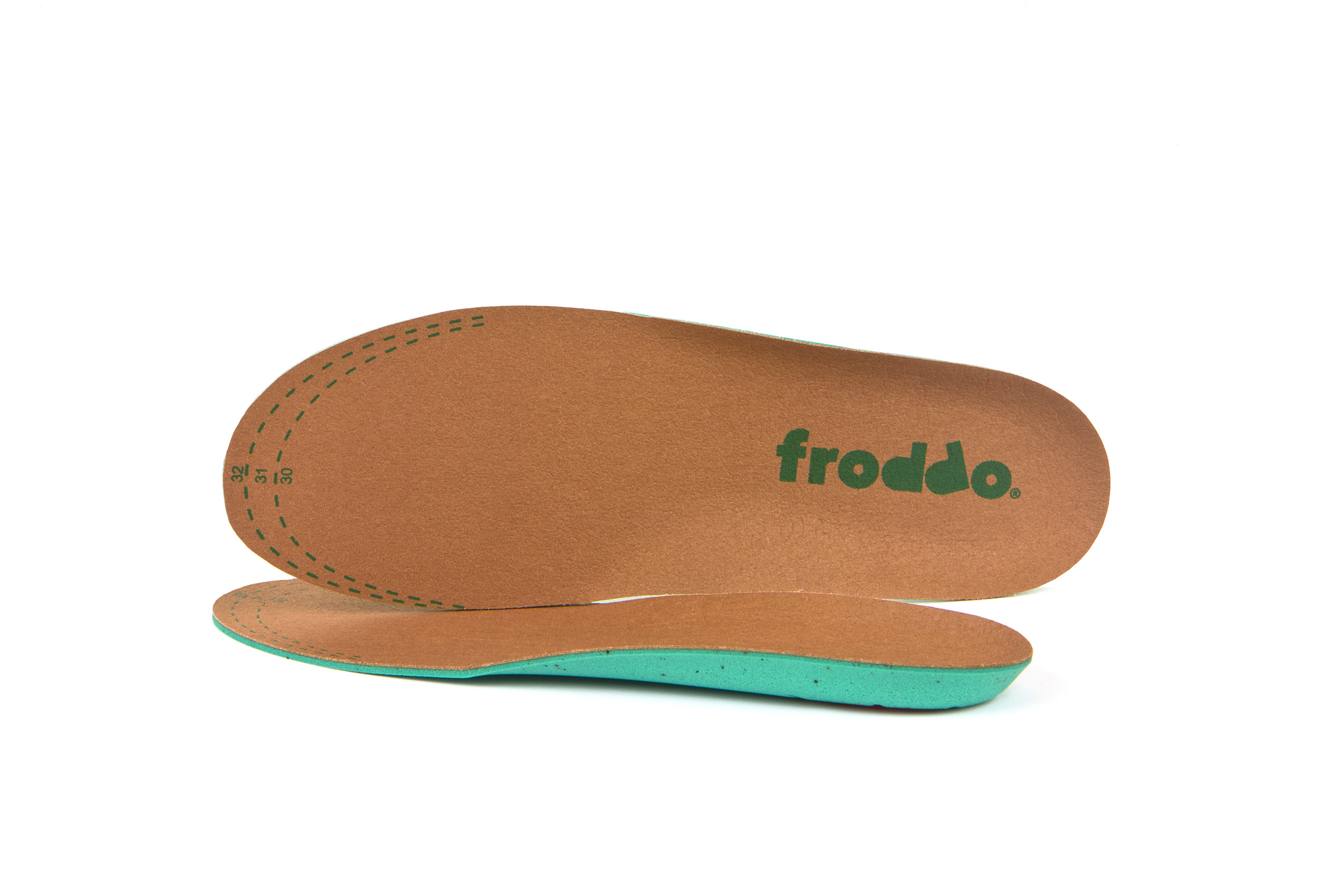 Froddo Arnedry insole picture